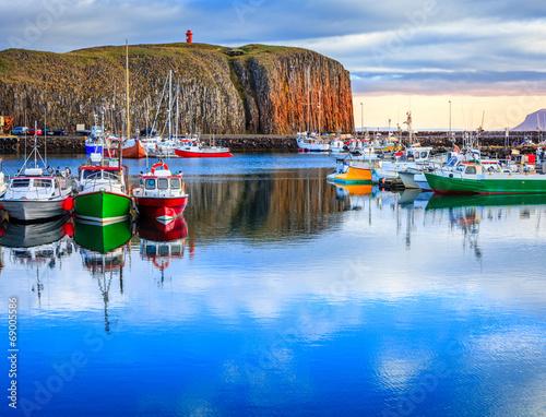 Stykkisholmur Harbor - 69005586