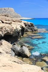 Cyprus - Ayia Napa coast (Kavo Greco)