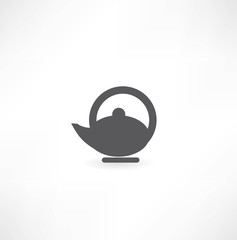tea kettle icon