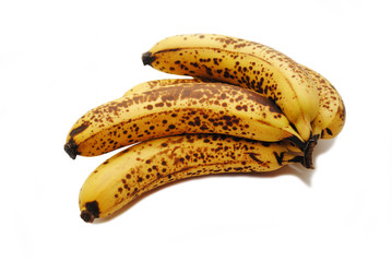Over Ripened Bananas Used for Banana Bread