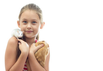 child and rodents