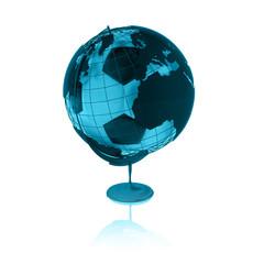 globe  football world