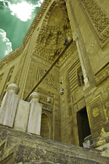 Sultan Hassan Mosque - Egypt , Cairo