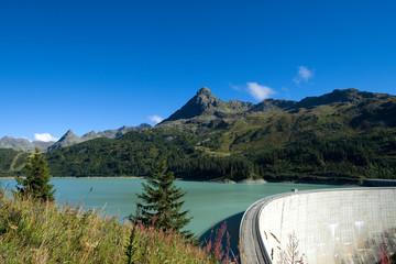 Stausee Kops - Alpen