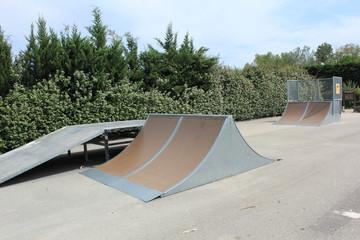 Pour le skate