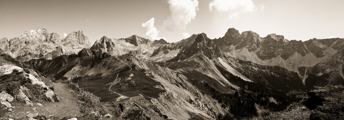 Dolomites - Trentino Alto Adige (Italy)