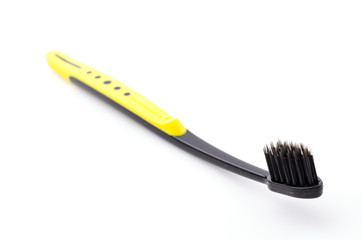 Tooth brush isolated white background