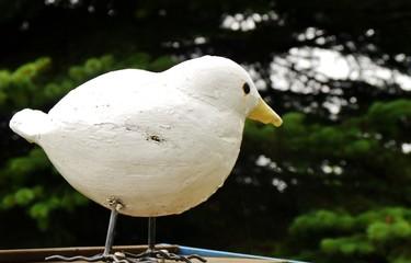 Plastikvogel