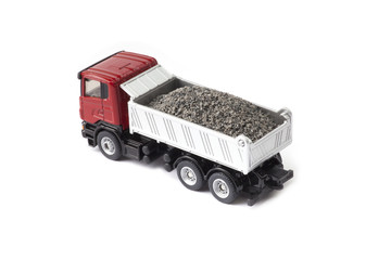 toy heavy truck