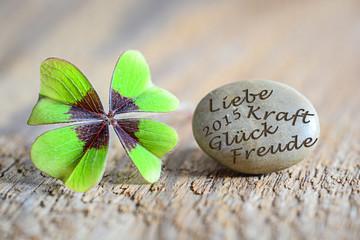 Liebe Kraft Glück 2015