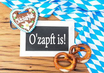 O´zapft is!