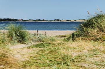 Dünen Strand Meer Fehmarn