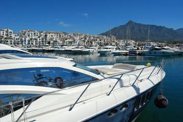 Yate, Puerto Banús, Marbella, Málaga