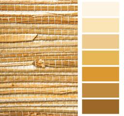 grasscloth wallpaper color chart palette swatches