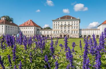 Nymphenburg castle, munich