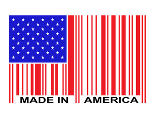 Made In America Barcode