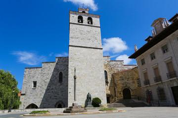 Cathedral of Santander, Cantabria, Spain