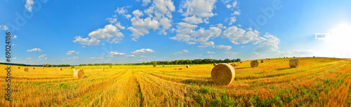 Fotobehang Platteland Summer country
