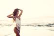 enjoy at beach
