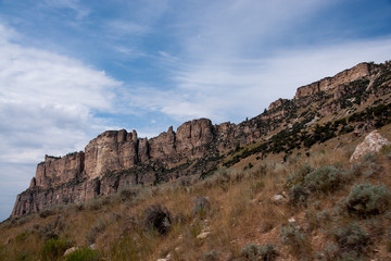 Rocky Tops in Bighorn National Forest