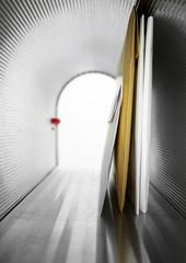Mailbox inside