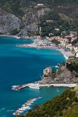Monterosso al Mare, Liguria, northern Italy