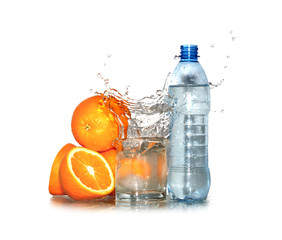Water And Oranges