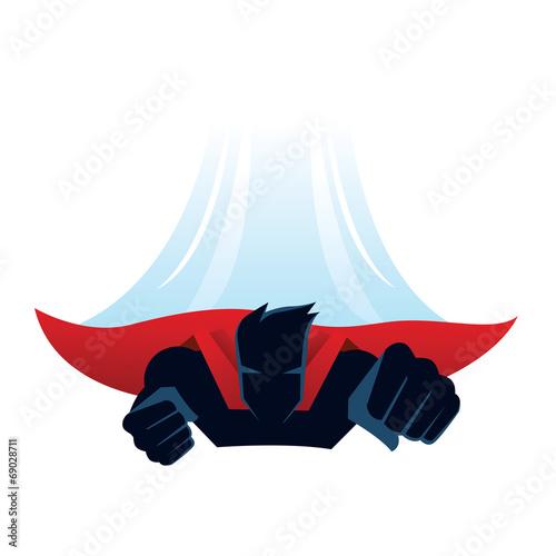 Superhero fly
