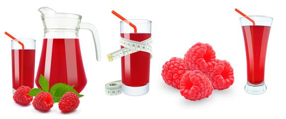 raspberry juice and meter