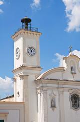 Church of Immacolata. Minervino Murge. Puglia. Italy.