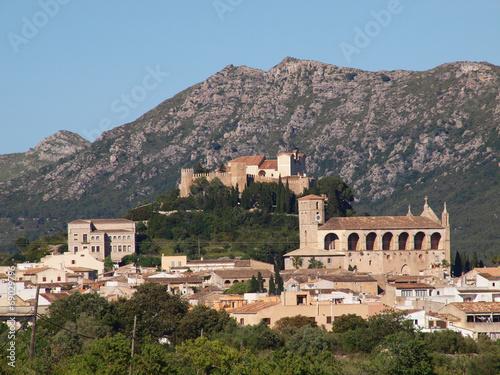 canvas print picture Mallorca - Artà