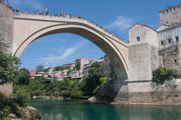 Alte Brücke in Mostar