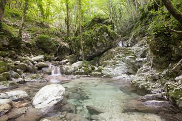 Parco del Monte Cucco in Umbria