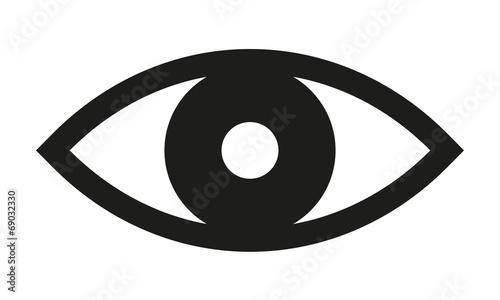Fototapeta Auge
