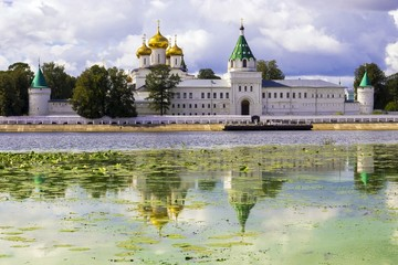 Ipatiev Monastery in Kostroma, Russia