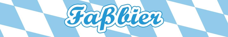bb78 - BierBanner - Faßbier - 6 zu 1 - g1299