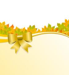 Hintergrund Herbst
