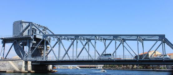 Pont basculant