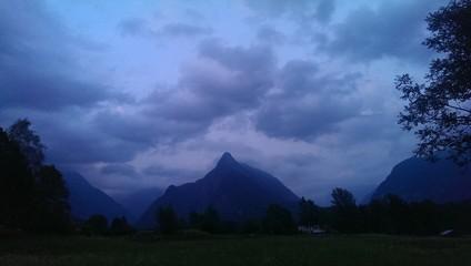 Bovec valley, Slovenia