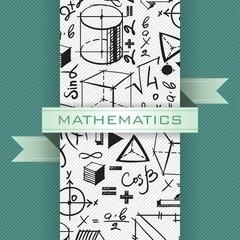 Math Vector Background