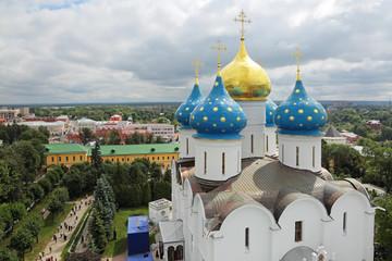 Uspensky Cathedral, Trinity Lavra of St. Sergius, Sergiyev Posad