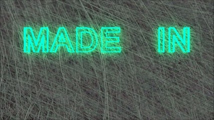 Made in Germany Sparks green