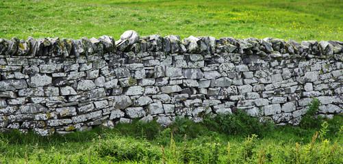 Mauer in Schottand