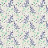 Fototapety Seamless watercolor pattern