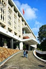 Independence Palace, Ho Chi Minh