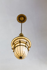 Old Fashioned Ceiling Lamp