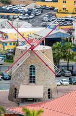 Stone Windmill on St Thomas