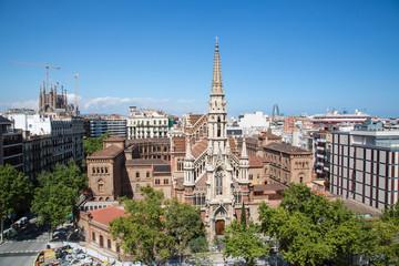 Barcelona's Churches