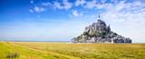 Fototapety abbazia di Mont Saint Michel