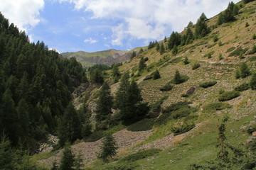 randonnée dans le Queyras